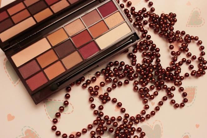 Chocolate Elixir Palette Details