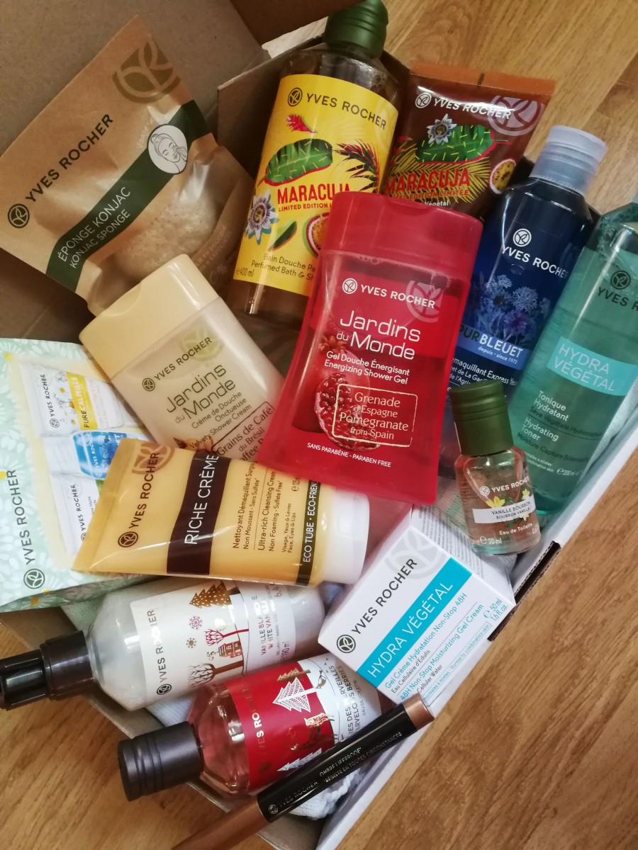 Haul Yves Rocher